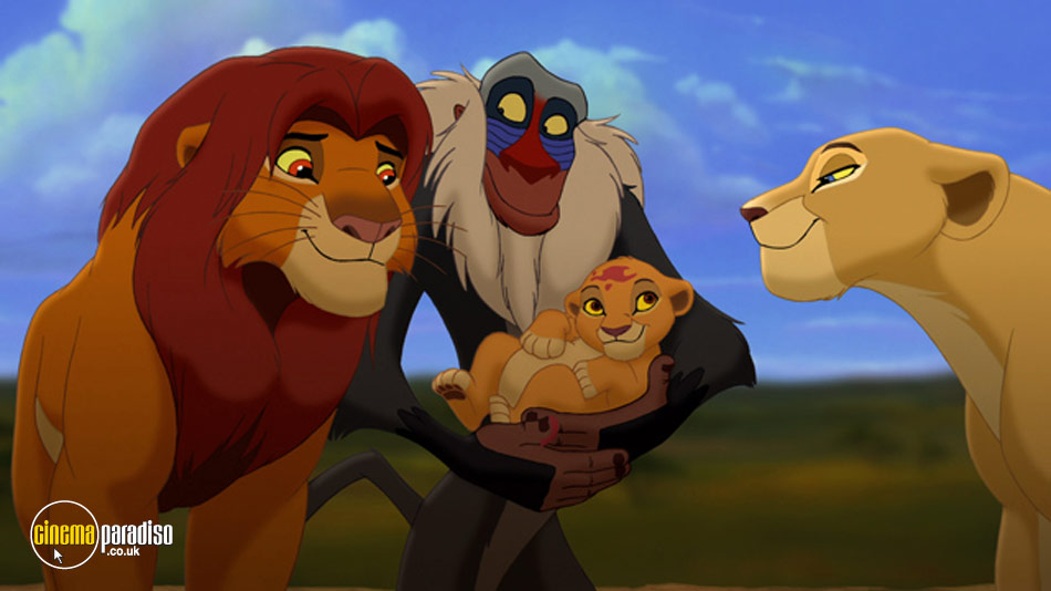 rent the lion king 2  simba u0026 39 s pride  1998  film