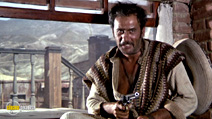 A still #16 from The Good, the Bad and the Ugly with Eli Wallach