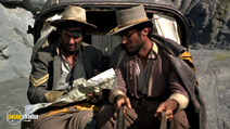 A still #14 from The Good, the Bad and the Ugly with Clint Eastwood and Eli Wallach
