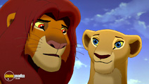 Still #2 from The Lion King 2: Simba's Pride