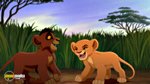 Still #5 from The Lion King 2: Simba's Pride