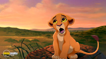 Still #7 from The Lion King 2: Simba's Pride