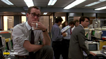 A still #14 from Wall Street with John C. McGinley