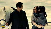 A still #14 from A New York Winter's Tale with Colin Farrell and Jessica Brown Findlay