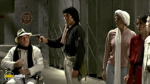 A still #6 from Operation Condor: Armour of God 2 (1991) with Jackie Chan and Aldo Sambrell