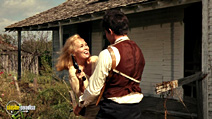 A still #19 from Bonnie and Clyde with Faye Dunaway