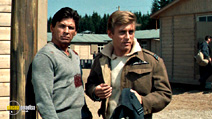 A still #4 from The Great Escape with Charles Bronson and John Leyton