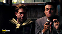 A still #20 from The Wolf of Wall Street with Leonardo DiCaprio and Jonah Hill