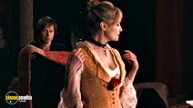 A still #16 from Venus in Fur with Emmanuelle Seigner and Mathieu Amalric