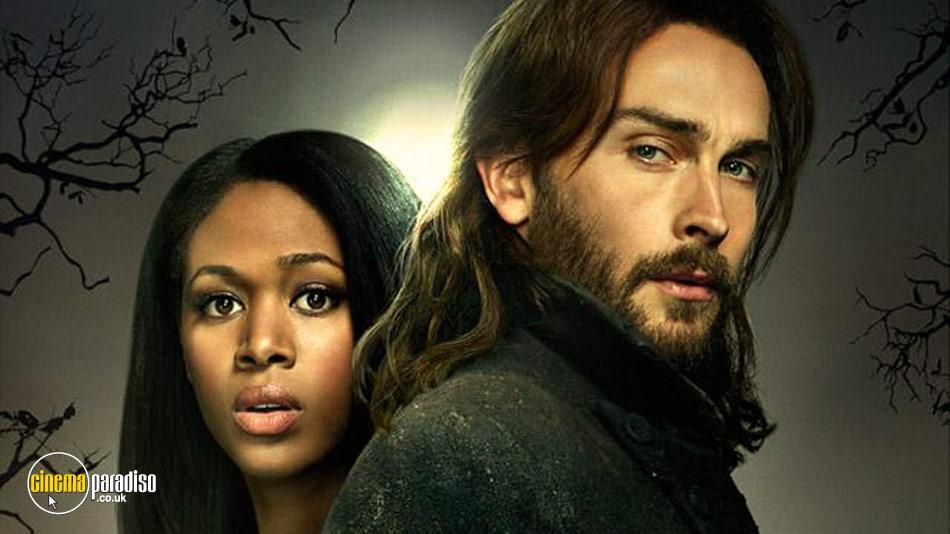 Sleepy Hollow: Series 1 online DVD rental