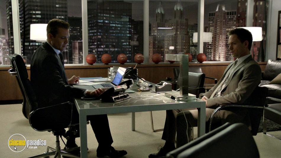 Suits: Series 2 online DVD rental