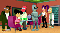 Still #2 from Futurama: Series 7