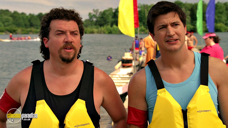 Eastbound and Down: Series 4 online DVD rental