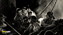 A still #19 from Seven Samurai