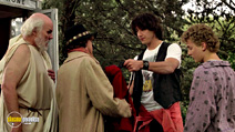Still #6 from Bill and Ted's Excellent Adventure
