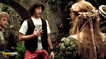 Still #8 from Bill and Ted's Excellent Adventure