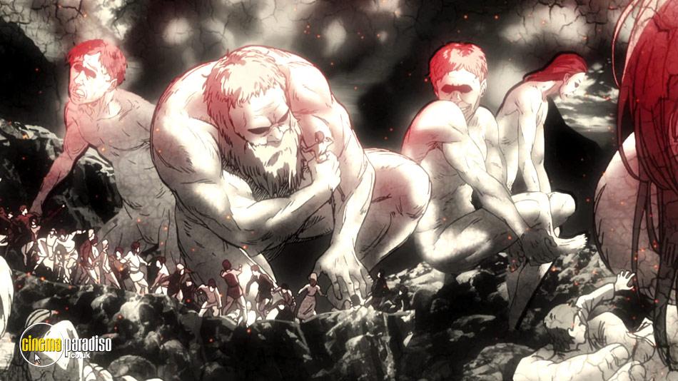 Attack on Titan: Series 1: Part 1 (aka Shingeki no Kyojin) online DVD rental