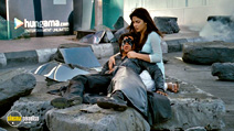 A still #4 from Krrish 3 (2013) with Hrithik Roshan and Priyanka Chopra