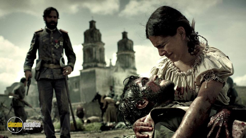 The Battle (aka Cinco De Mayo: La Batalla) online DVD rental