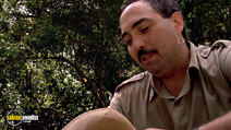 A still #20 from Jurassic Park with Miguel Sandoval