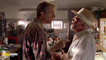 A still #18 from Jurassic Park with Richard Attenborough and Sam Neill