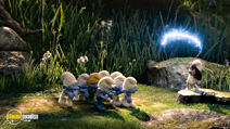 A still #15 from The Smurfs 2