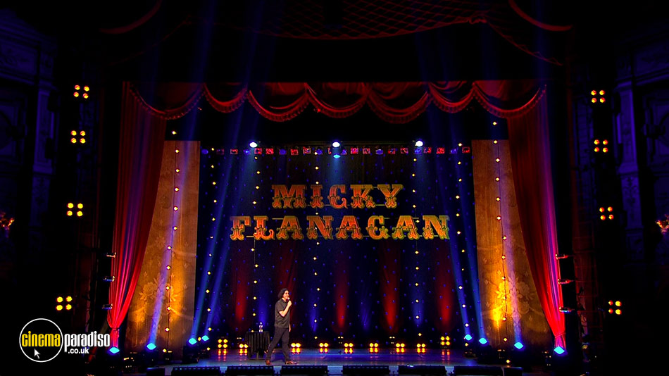 Micky Flanagan: The 'Back in the Game' Tour: Live online DVD rental