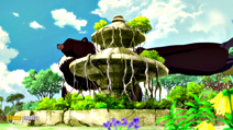 Still #3 from One Piece: Strong World