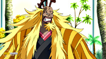 Still #5 from One Piece: Strong World