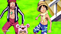 Still #6 from One Piece: Strong World
