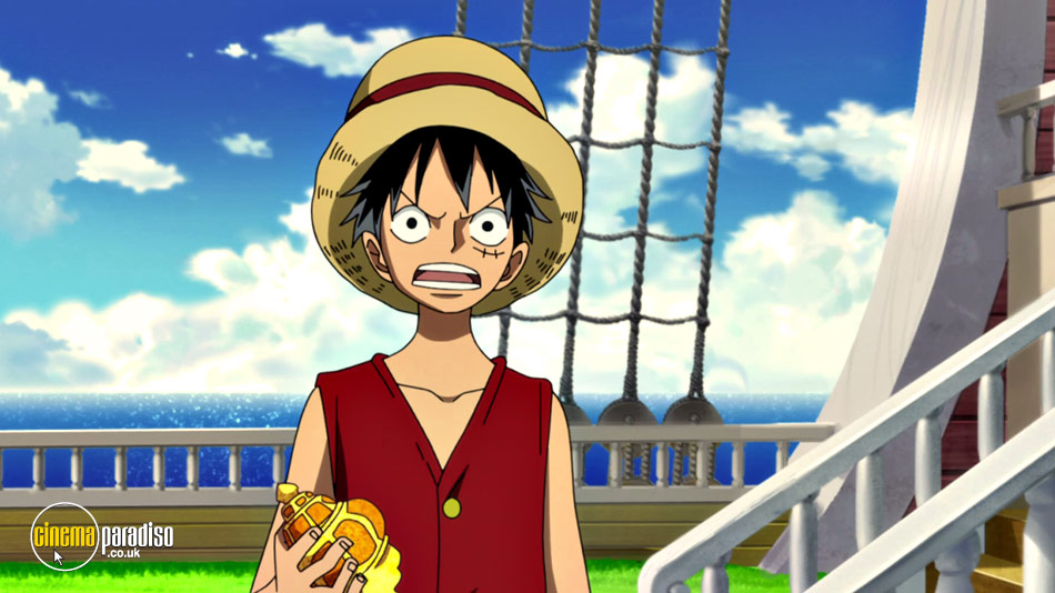 One Piece: Strong World (aka One Piece Film: Strong World) online DVD rental