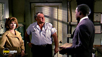 A still #16 from In the Heat of the Night with Rod Steiger and Lee Grant