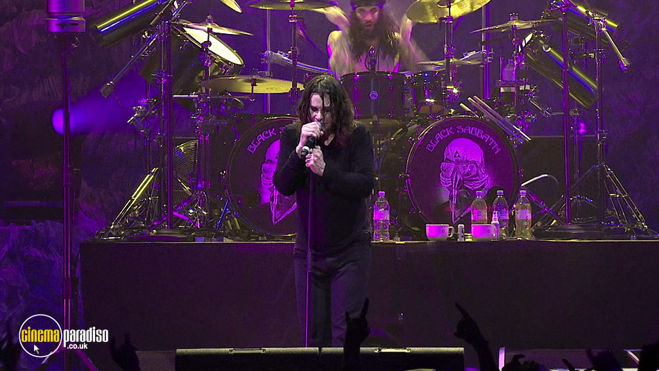 Black Sabbath: Live: Gathered in Their Masses online DVD rental