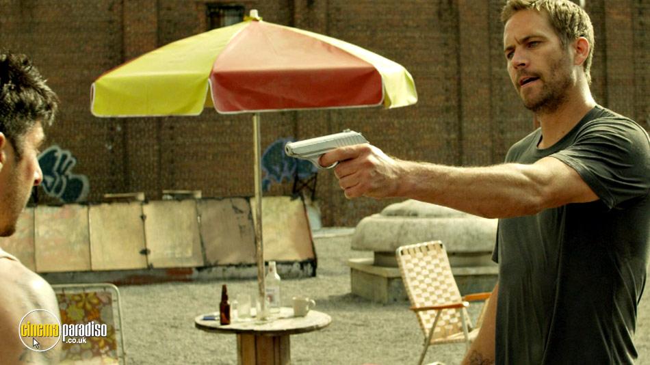 Brick Mansions (aka District B13) online DVD rental