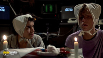 A still #6 from Weird Science (1985) with Anthony Michael Hall and Ilan Mitchell-Smith