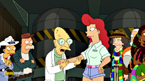 Still #5 from Futurama: Series 6