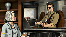 Still #2 from Archer: Series 3