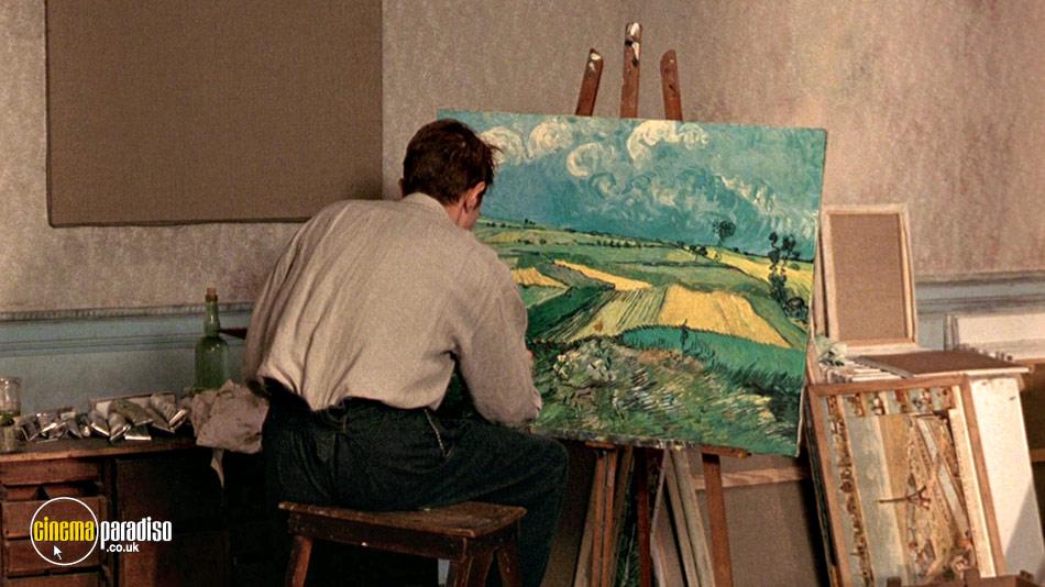Van Gogh online DVD rental