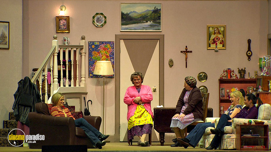 Mrs. Brown's Boys: Live Tour: Mrs. Brown Rides Again online DVD rental