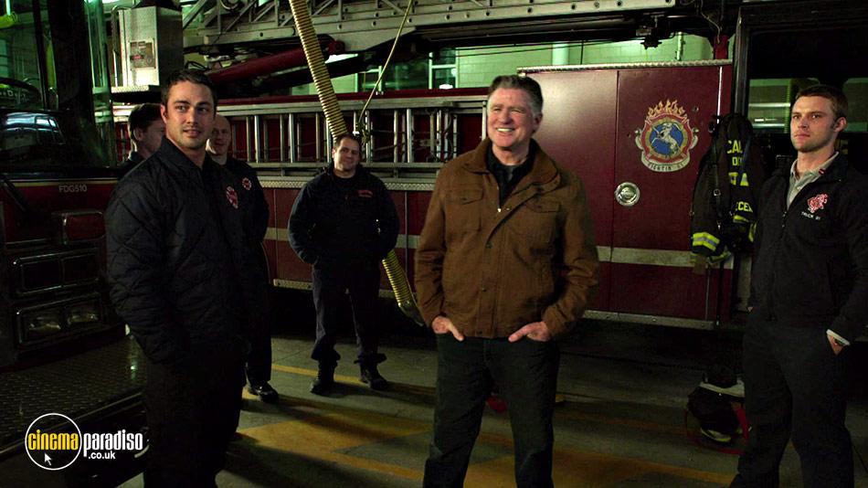 Chicago Fire: Series 1 online DVD rental
