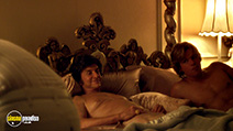 A still #17 from Behind the Candelabra with Michael Douglas and Matt Damon