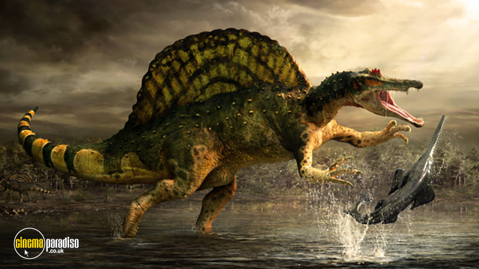 Planet Dinosaur online DVD rental