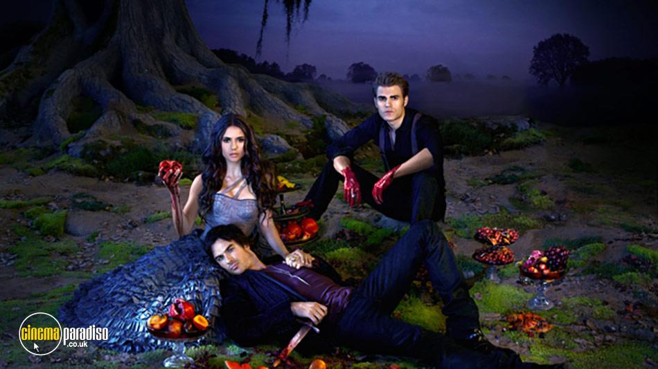 The Vampire Diaries: Series 3 online DVD rental