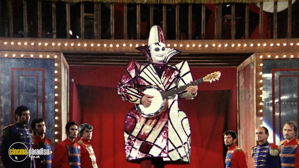 I Clowns (aka The Clowns) online DVD rental