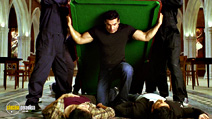 A still #4 from Housefull 2 (2012) with John Abraham
