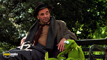 A still #3 from Muppet Treasure Island / The Great Muppet Caper (1996) with Peter Falk