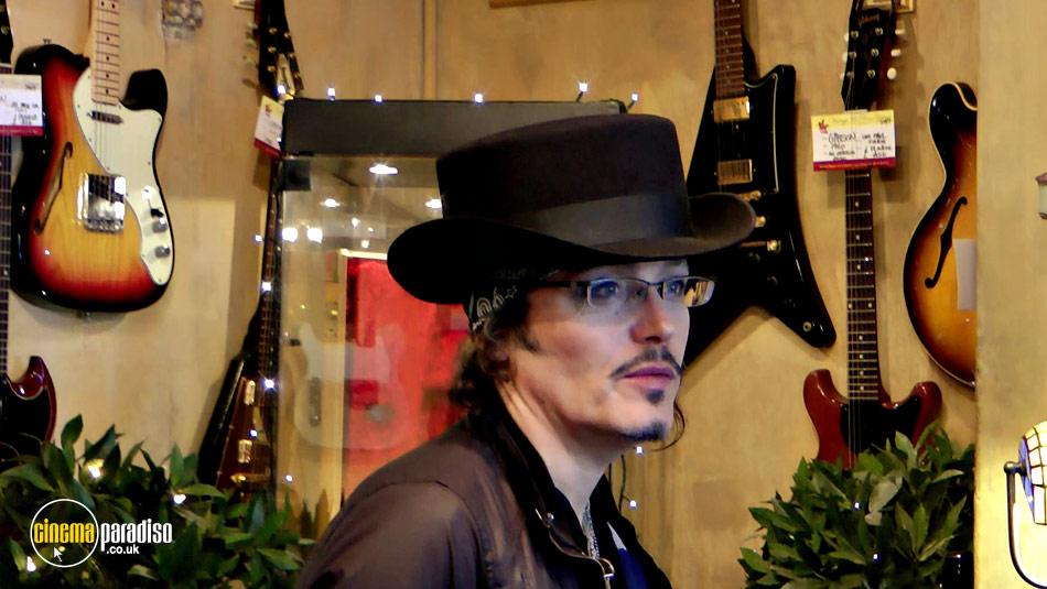 Adam Ant: The Blueblack Hussar online DVD rental