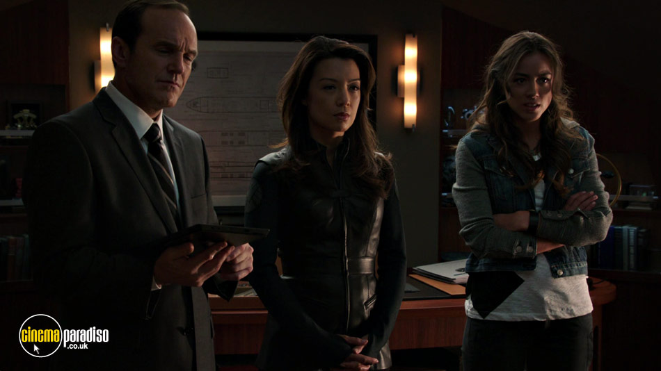 Agents of S.H.I.E.L.D.: Series 1 (aka Marvel's Agents of S.H.I.E.L.D.) online DVD rental