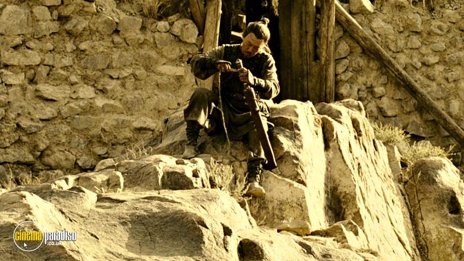 The Warrior and the Wolf (aka Lang Zai Ji) online DVD rental