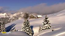Still #7 from Four Seasons: Sparkling Snow